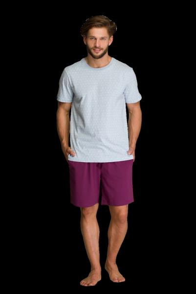 Key MNS 810 A21 piżama męska